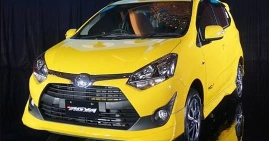Harga Mobil Toyota Agya Baru Tahun 2018   Semarang - ASTRA