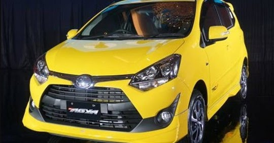 Harga Toyota All New Vellfire Grand Veloz 1.5 Vs Mobilio Rs Mobil Agya Baru Tahun 2018 | Semarang - Astra ...