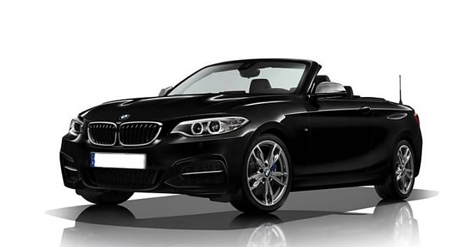 2017 bmw 2 Series New 6-cylinder Engine with M Performance TwinPower Turbo Technology