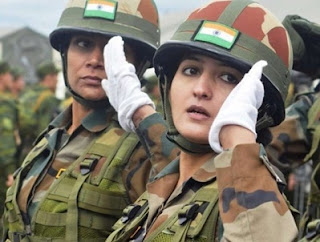 Opening up a new avenue for females, the Indian Army on Thursday kicked off the process of inducting women as jawans by starting their online registration for recruitment in the corps of military police.