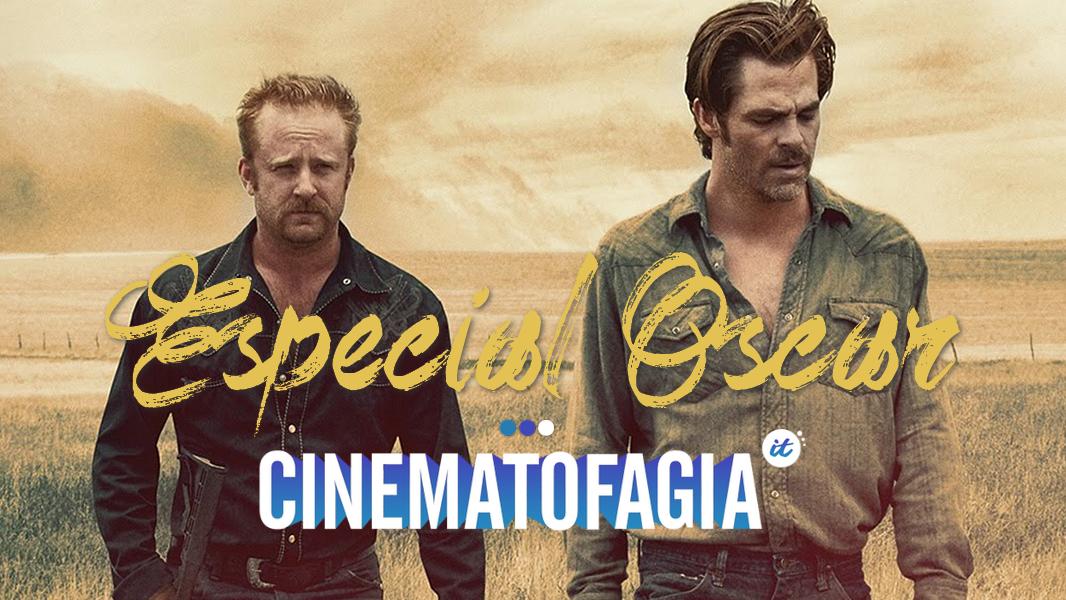 Indicado a 4 Oscars, o filme alia suspense e ação para renovar o estilo faroeste e energizar a plateia
