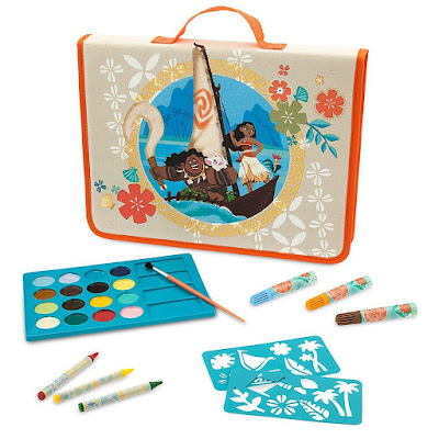 moana art supplies