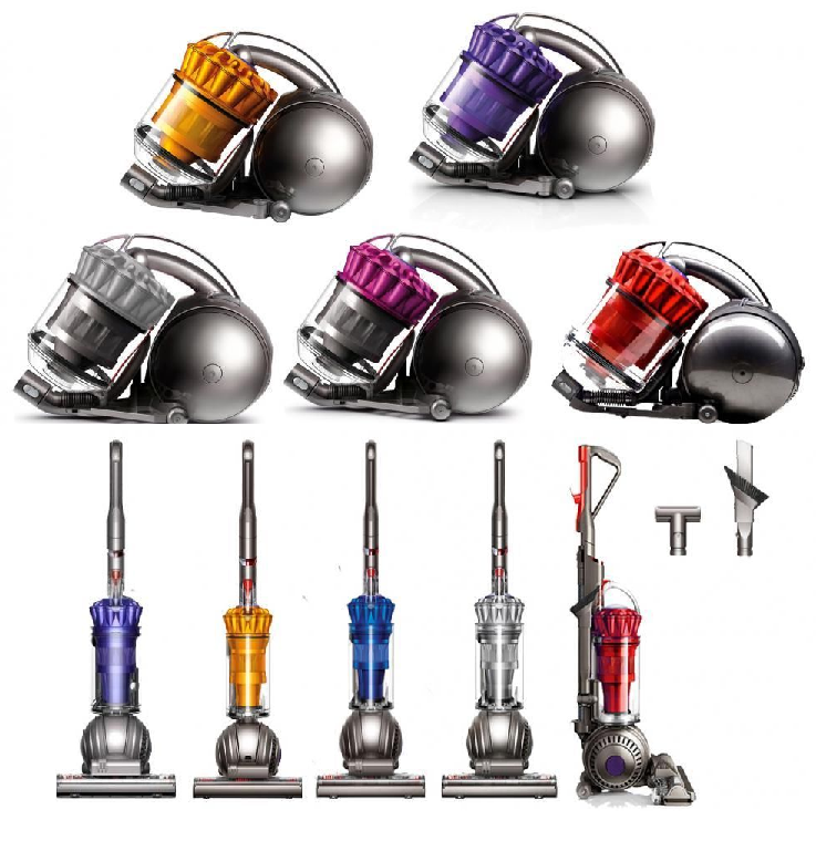 Dyson Dc39 Bagless Canister Vacuum Refurbished 179 99