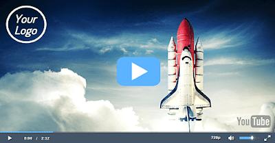 Προσαρμόστε την Εμφάνιση του YouTube Media Player, Blog, Site, reEmbed