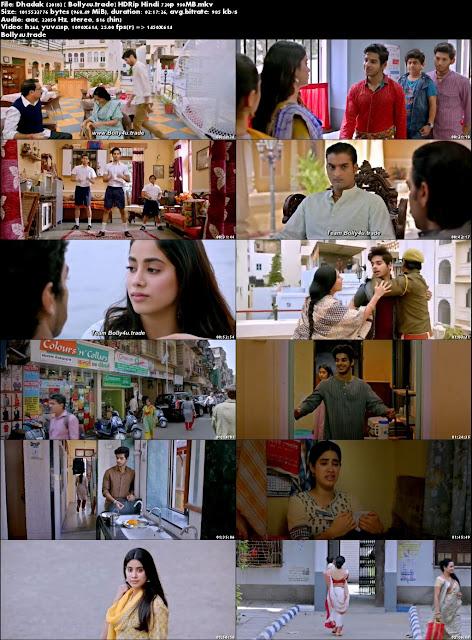 dhadak movie watch online free dailymotion