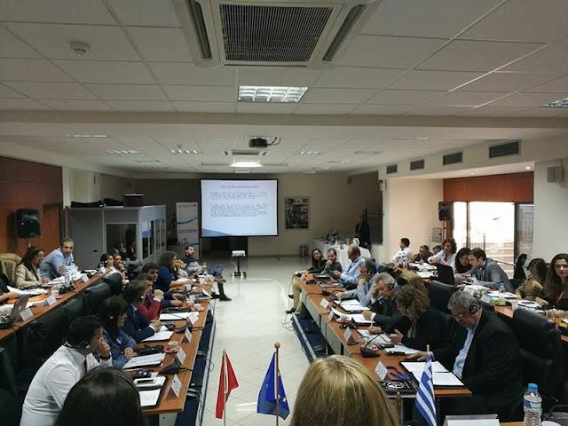 Ηγουμενίτσα: Συνεδρίασε η Κοινή Επιτροπή Παρακολούθησης του προγράμματος Διασυνοριακής Συνεργασίας Interreg IPA «Ελλάδα –Αλβανία»