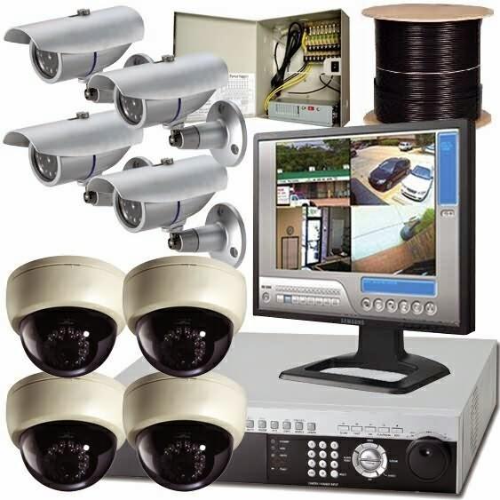 Các loại camera quan sát phổ biến