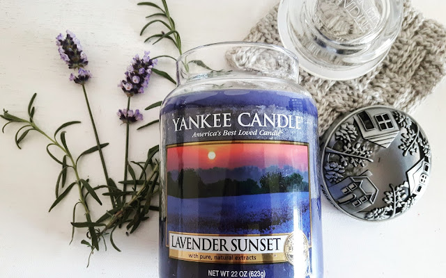 Yankee Candle - Lavender Sunset - Czytaj więcej »