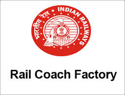Rail Coach Factory Jobs,latest govt jobs,govt jobs,Sports Persons jobs
