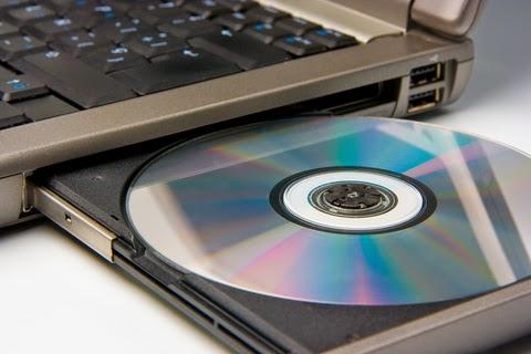 Computer DVD Burner