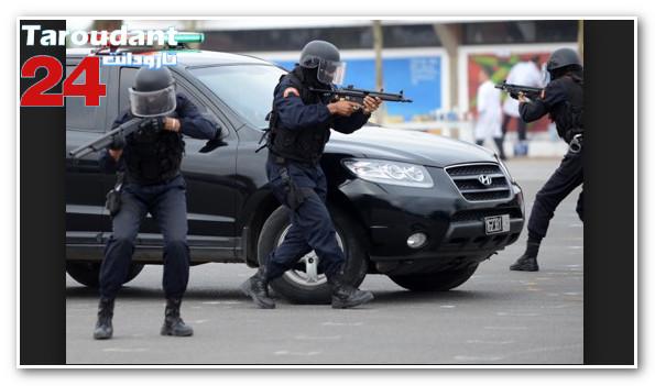 عاجل/البسيج يوقف طالب بالمحمدية كان يستعد لتنفيذ إعتداء إرهابي بحزام ناسف