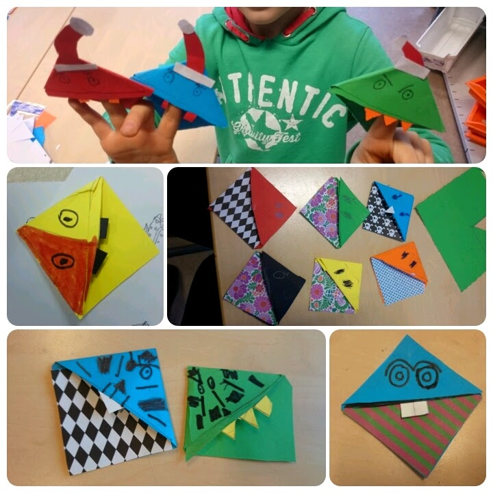 Lage Geometriske Figurer