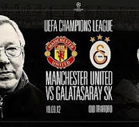 Hasil video Manchester United vs Galatasaray