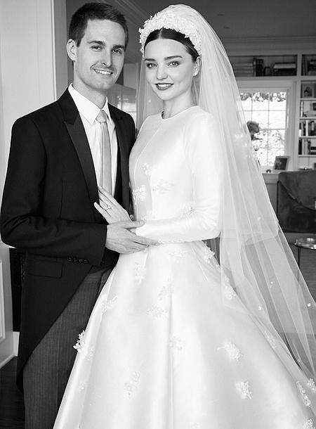Міранда Керр і її наречений