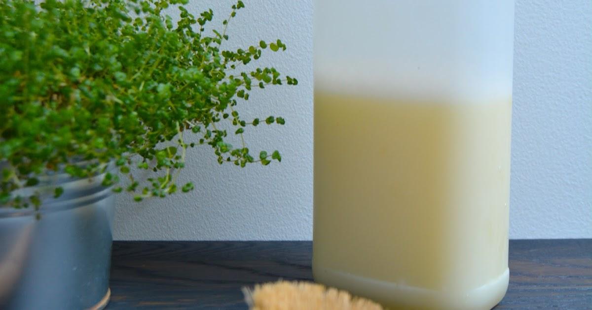 rosenoisettes liquide vaisselle au savon noir maison diy. Black Bedroom Furniture Sets. Home Design Ideas