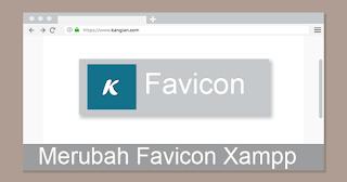 Cara Mengganti Favicon Xampp Localhost