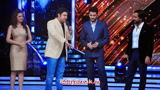 Drashti Dhami, Sajid Khan, Ritesh Deshmukh and Saif Ali Khan, Jhalak Dhikhla Jaa 7 Pics - 14 June Episode