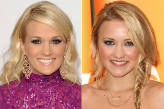 Carrie Underwood dan Emily Osment