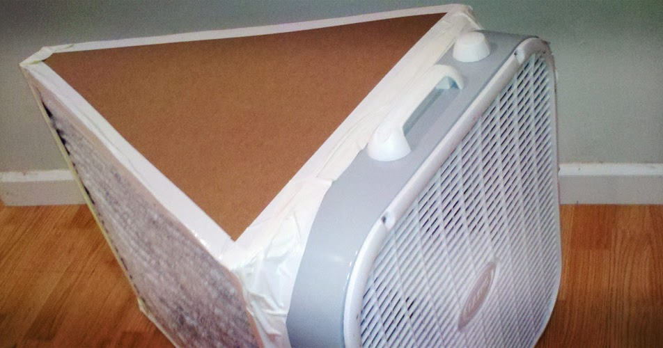 Better Box Fan Air Purifier