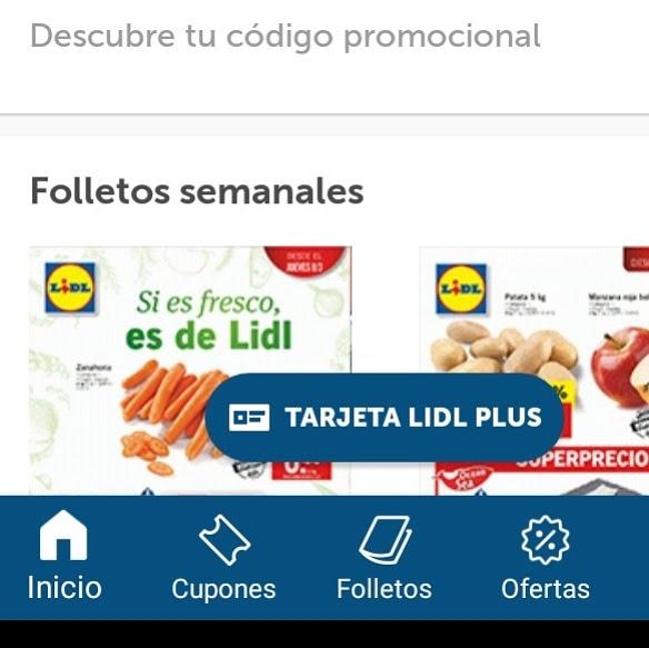 App del Lidl