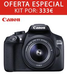 Kit Canon de iniciación