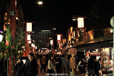 sensoji temple, asakusa, chefvindextengker