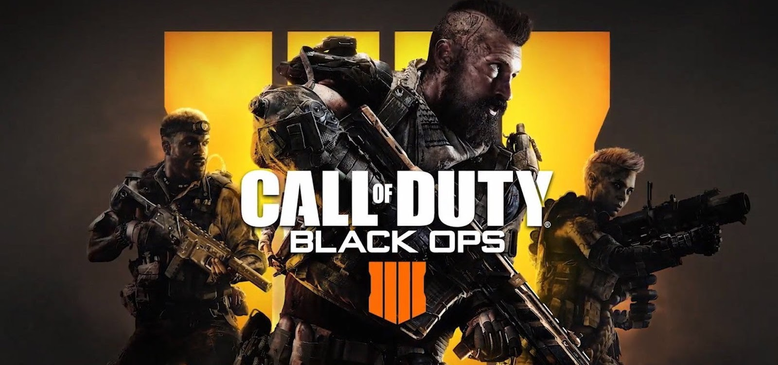 Call of Duty Black Ops 4 | GamesInReal