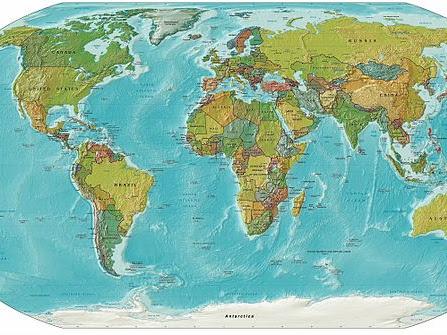 entdeckt KW 29 - Vom Weltbild und den Karten