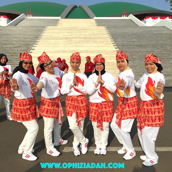 Pemecahan Guinness World of Records, The Largest Poco-Poco Dance, Yayy Hidup Indonesia
