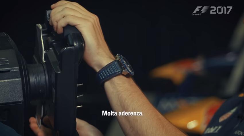 F1-2017- azione-Video
