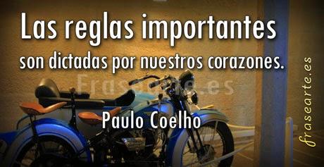 Mensajes para la vida, Paulo Coelho