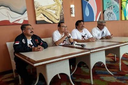 Alumni Satya Wacana Salatiga Deklarasi Dukung Jokowi-Ma'ruf Amin