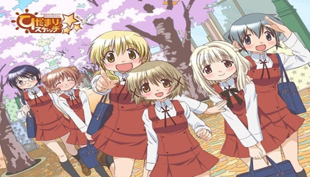 Download Hidamari Sketch BD Subtitle Indonesia