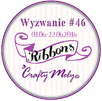 http://craftymoly.blogspot.com/2016/06/wyzwanie-46-ribbons.html
