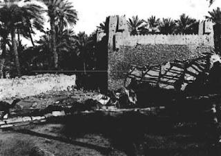 بئر هداج الكبيرة في تيماء 1950م