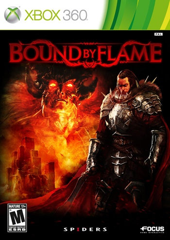 Bound By Flame XBOX 360 Region Free Español