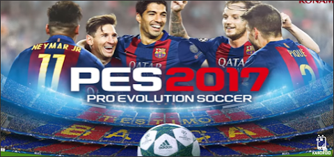 Pes 2017 Atualizado - Pro Evolution Soccer Apk Free [Lançamento 2017]