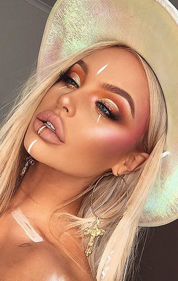 beautiful make up idea