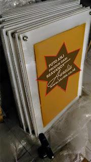 jual Frame Poster lift