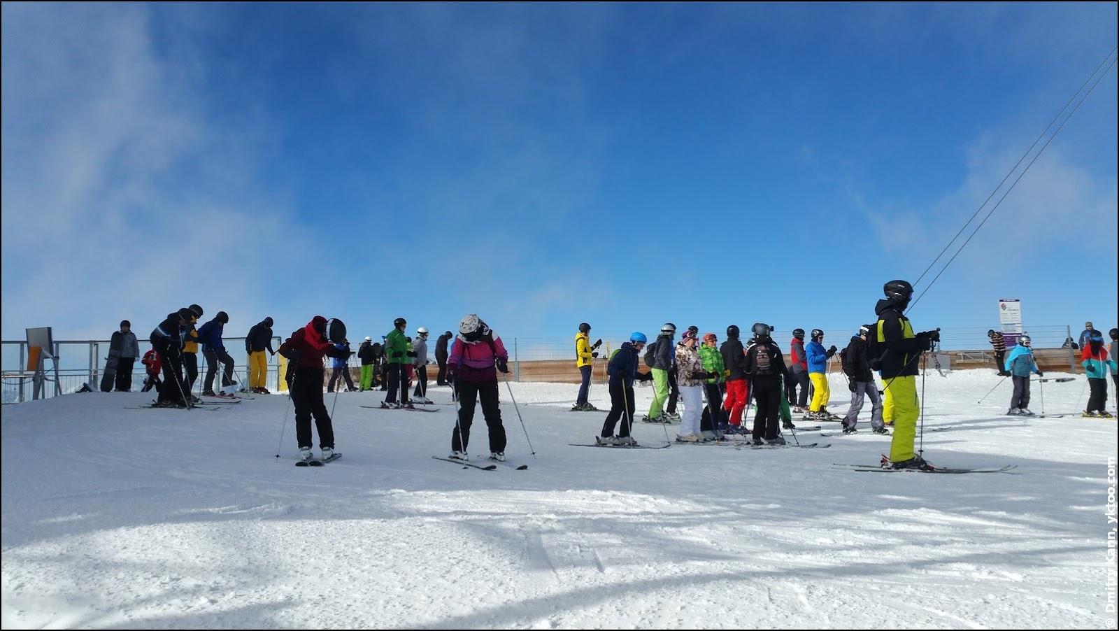 Тифенбахский ледник, 3309 м.
