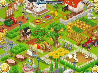 Free Download Hay Day v1.29.98 MOD Apk Terbaru For Android || Kumpulan Game Beternak