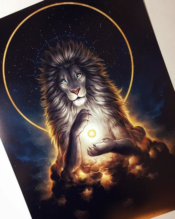 12-Lion-The-Keeper-Jonas-Jödicke-Digital-Art-www-designstack-co