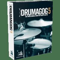 Download WaveMachine Labs - Drumagog 5 Platinum v5.21 + Factory Library