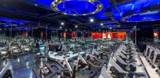 phòng tập gym quận 7