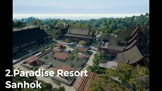 paradise resort in real life