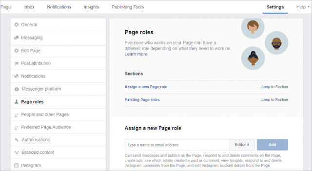 Add Admin to Facebook Page - How Do You Add Admin To Facebook Page?
