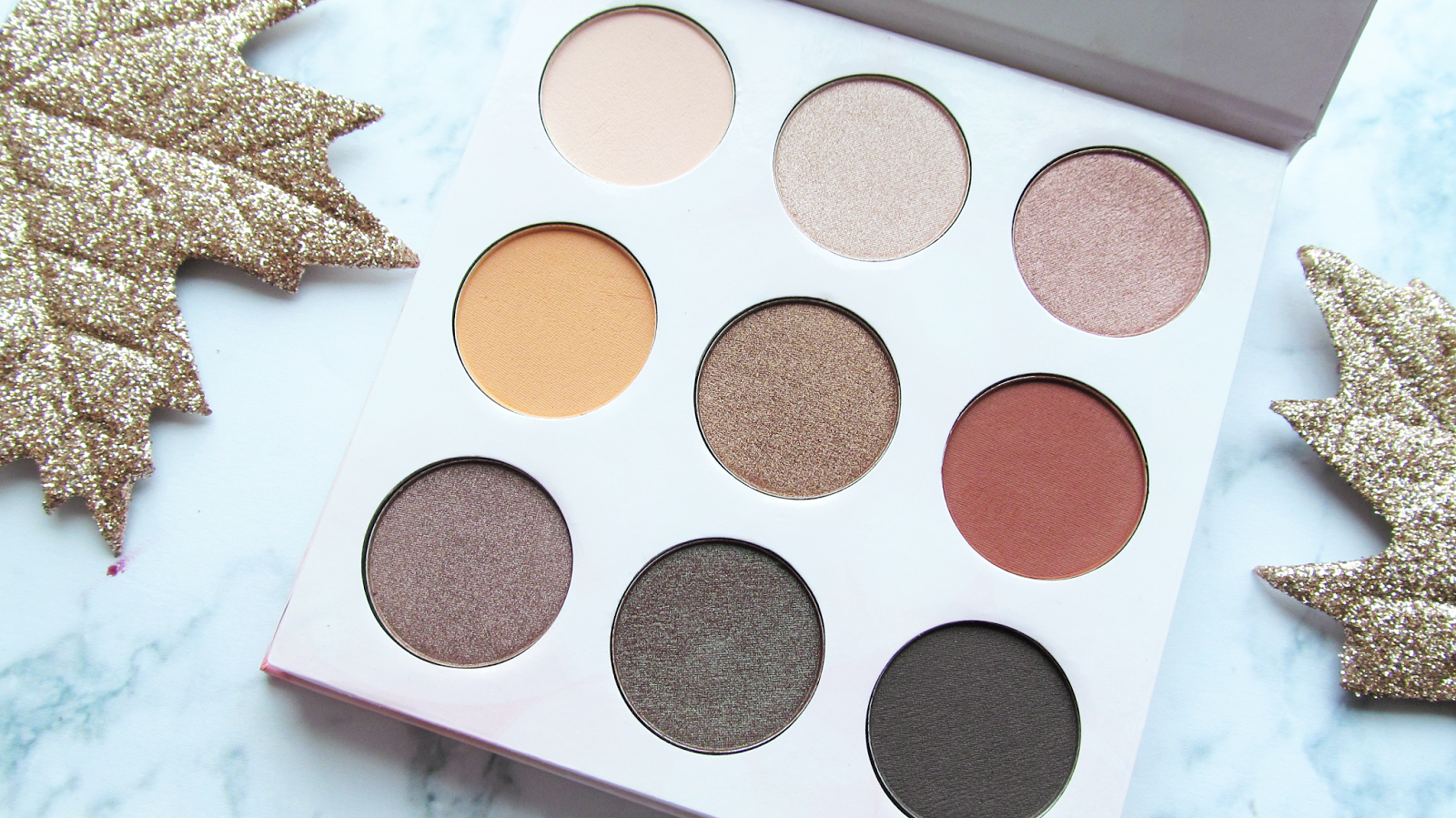 shaaanxo palette review blog