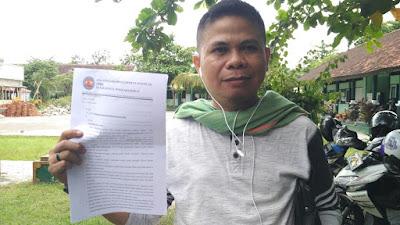 NDI Laporkan Penanganan Kasus Merger BPR NTB Ke Kejagung