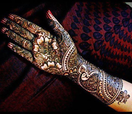 Mehndi Designs Wallpaper Biography Source