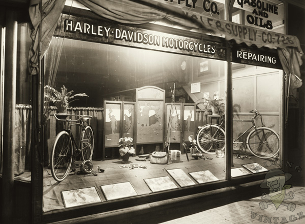 Harley Davidson Dealerships! - The HERD